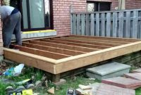 10 10 Diy Deck Build Timelapse Of My Son And I Building A Deck regarding measurements 1280 X 720
