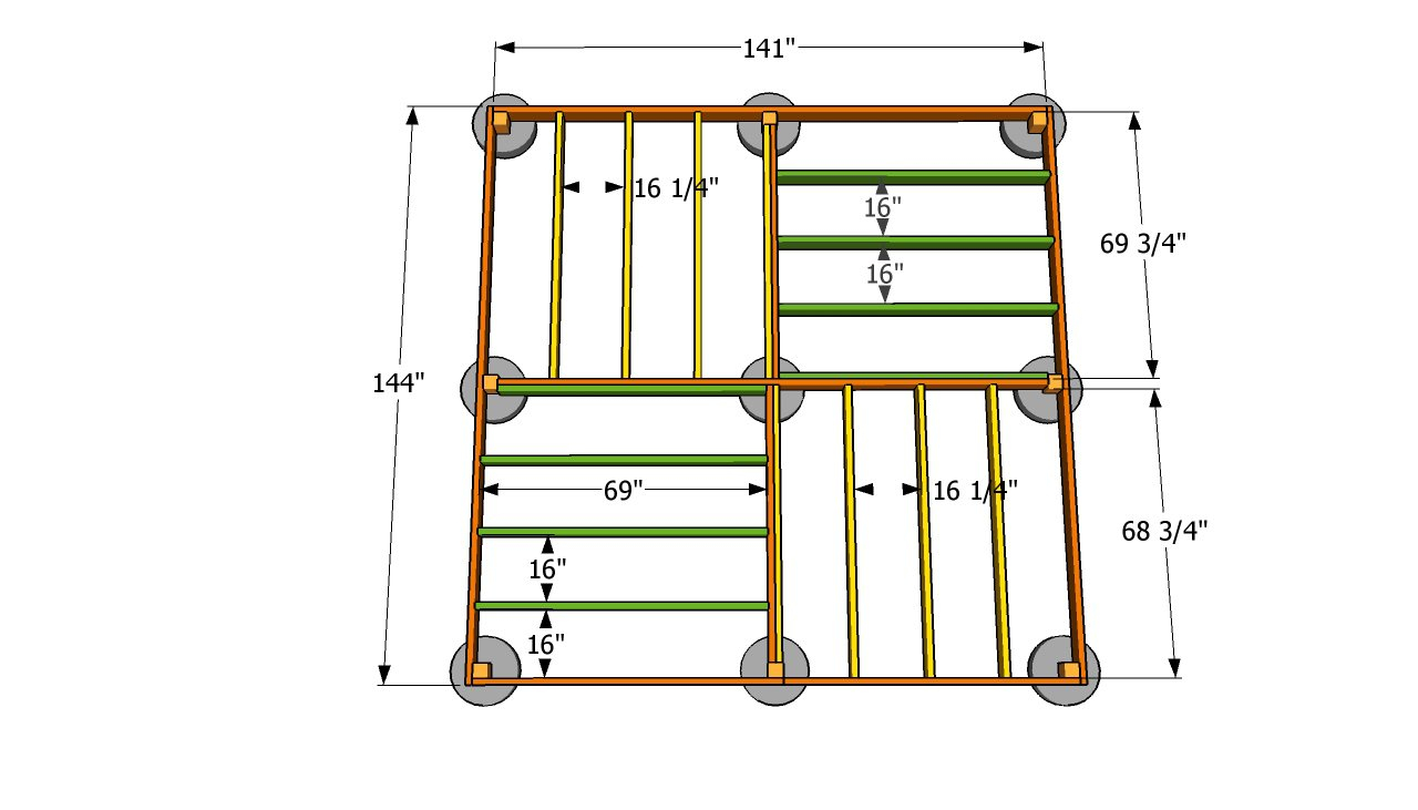 12 Deck Plans Photos Of Pool Wood Ground Level Competent With Sizing 1280 X 731