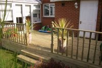 24m Decking Handrail Nationwide Delivery throughout proportions 1024 X 768