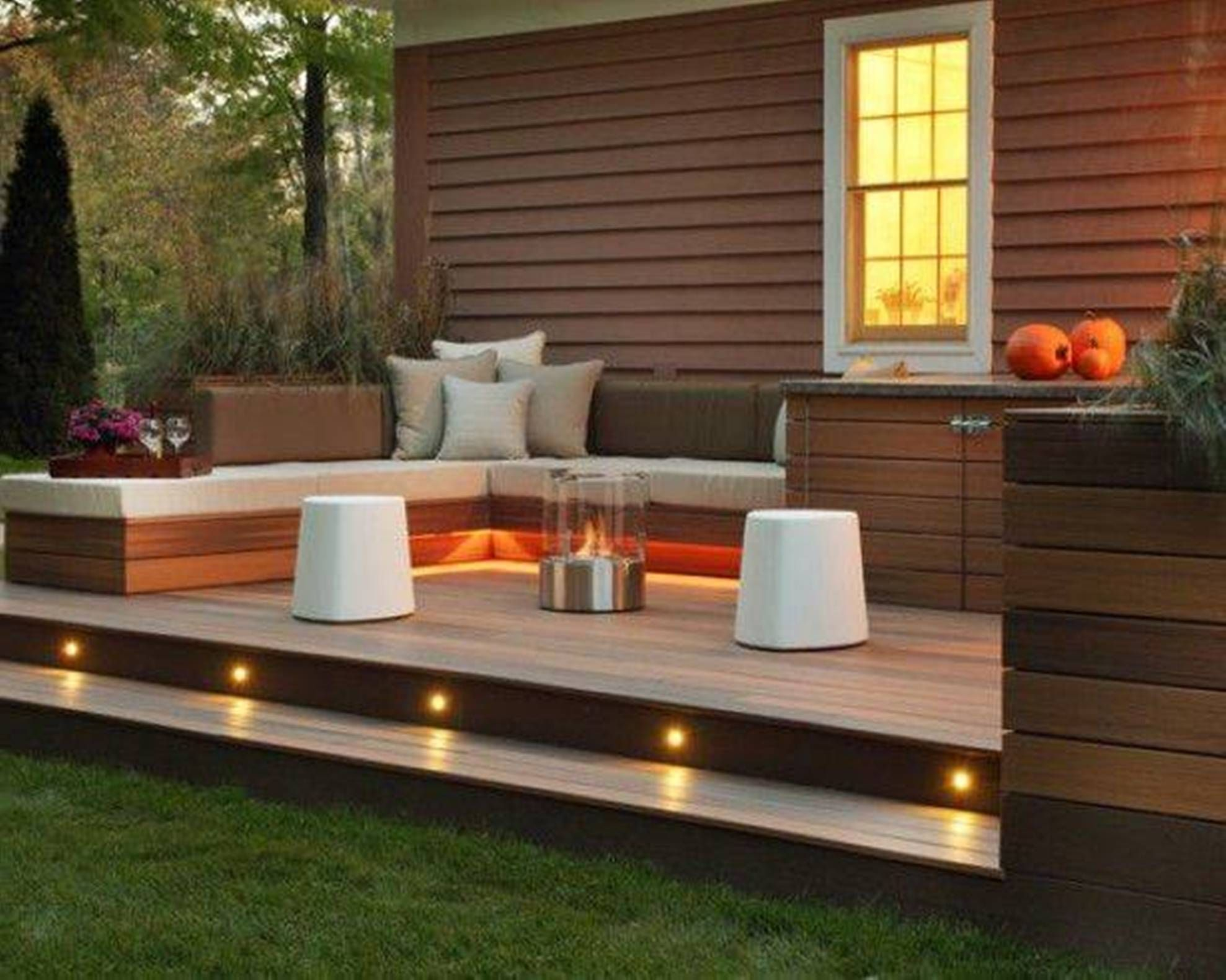 30 Best Small Deck Ideas Decorating Remodel