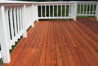 4 Important Steps To Stain A Deck That Is Made With New Boards regarding dimensions 2272 X 1704