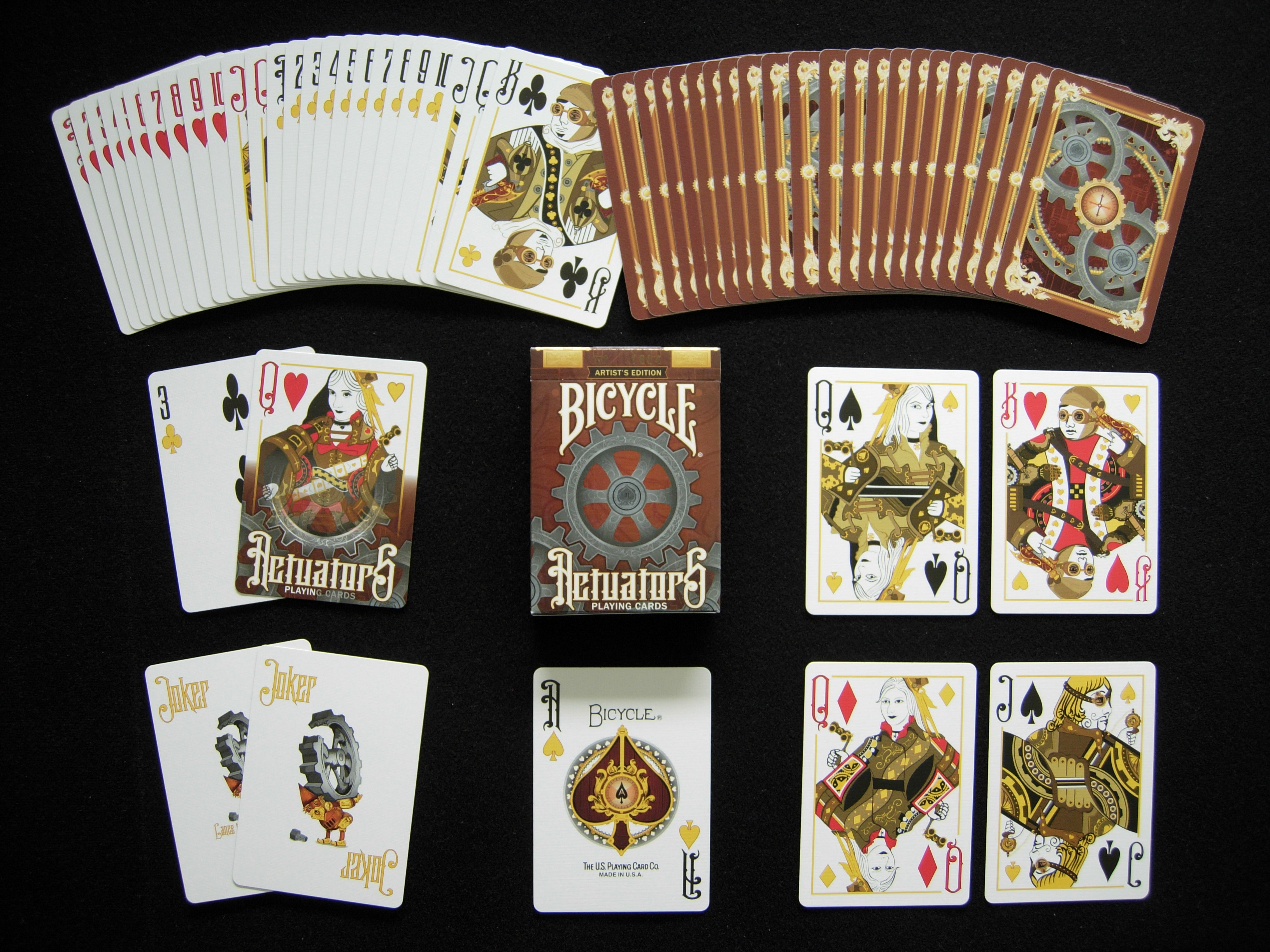 Actuators Artists Edition Playing Cards Wiki inside sizing 3264 X 2448