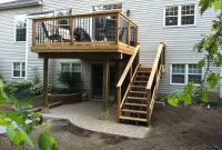 Adding A Second Story Deck Decks Ideas with regard to dimensions 1280 X 956