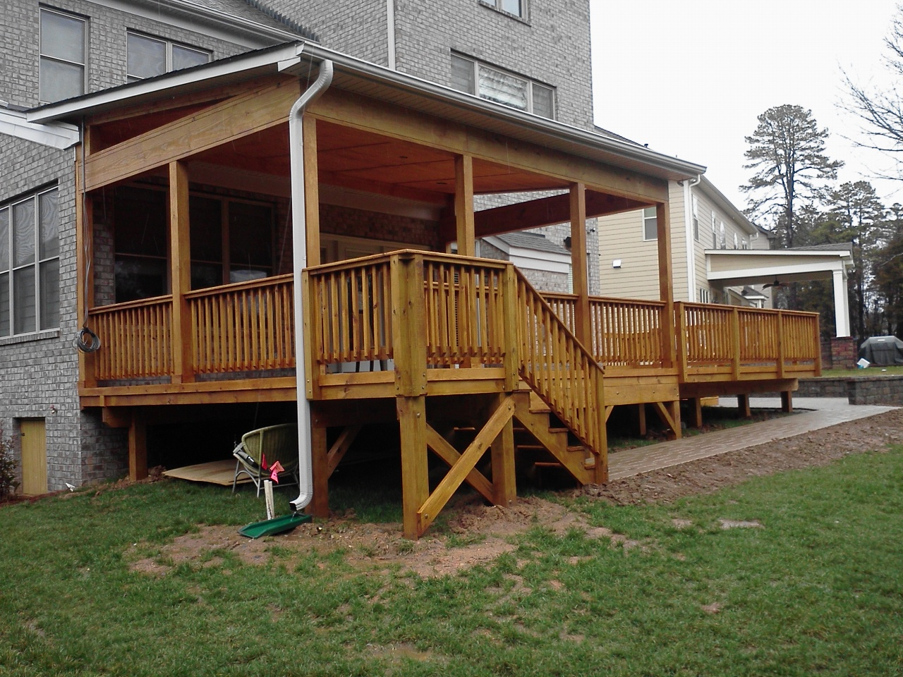 April Showers Bring May Patio Covers Screened Porches 3 Season for size 1280 X 960