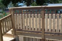 Ba Nursery Remarkable Deck Railing Design Ideas Wood For inside measurements 1024 X 768