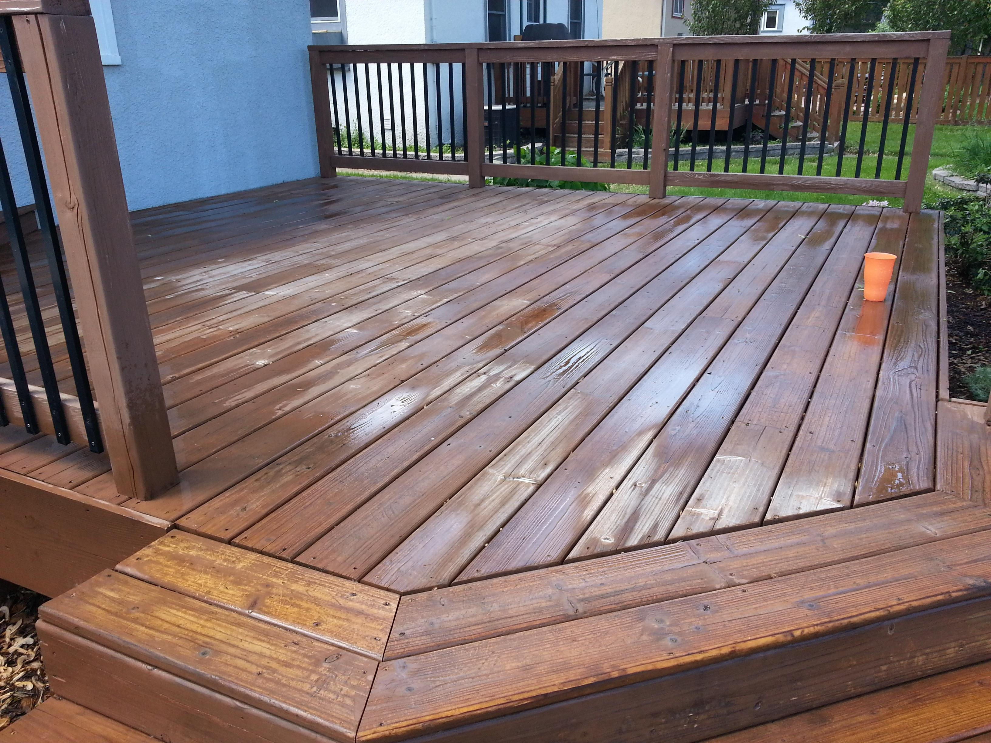Behr Deck Over Concrete Prep Farmhouse Design And Furniture The With Measurements 3264 X 2448