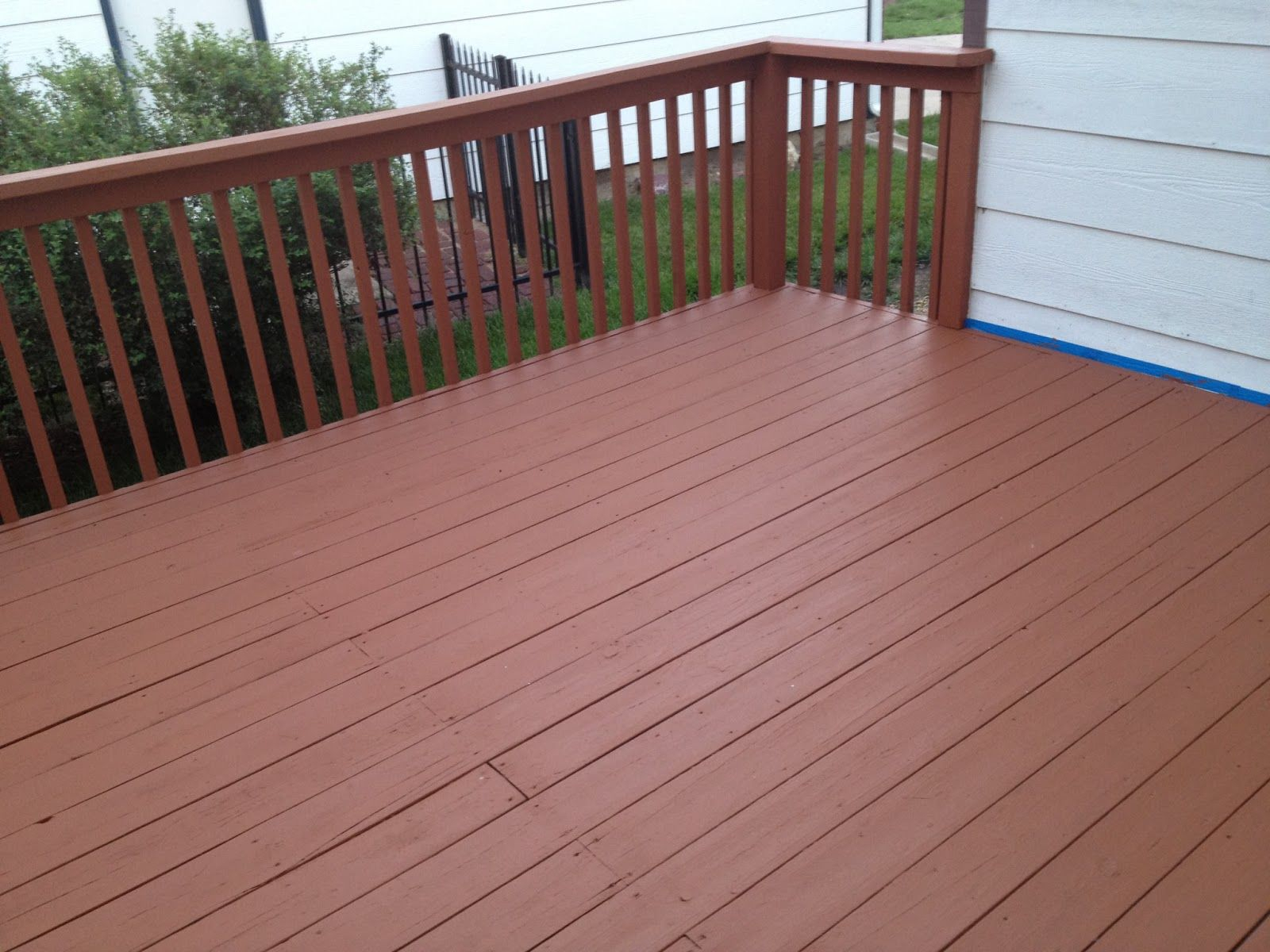 Behr Deckover Cappuccino Solid Color Behr Weatherproof Wood Stain with regard to size 1600 X 1200