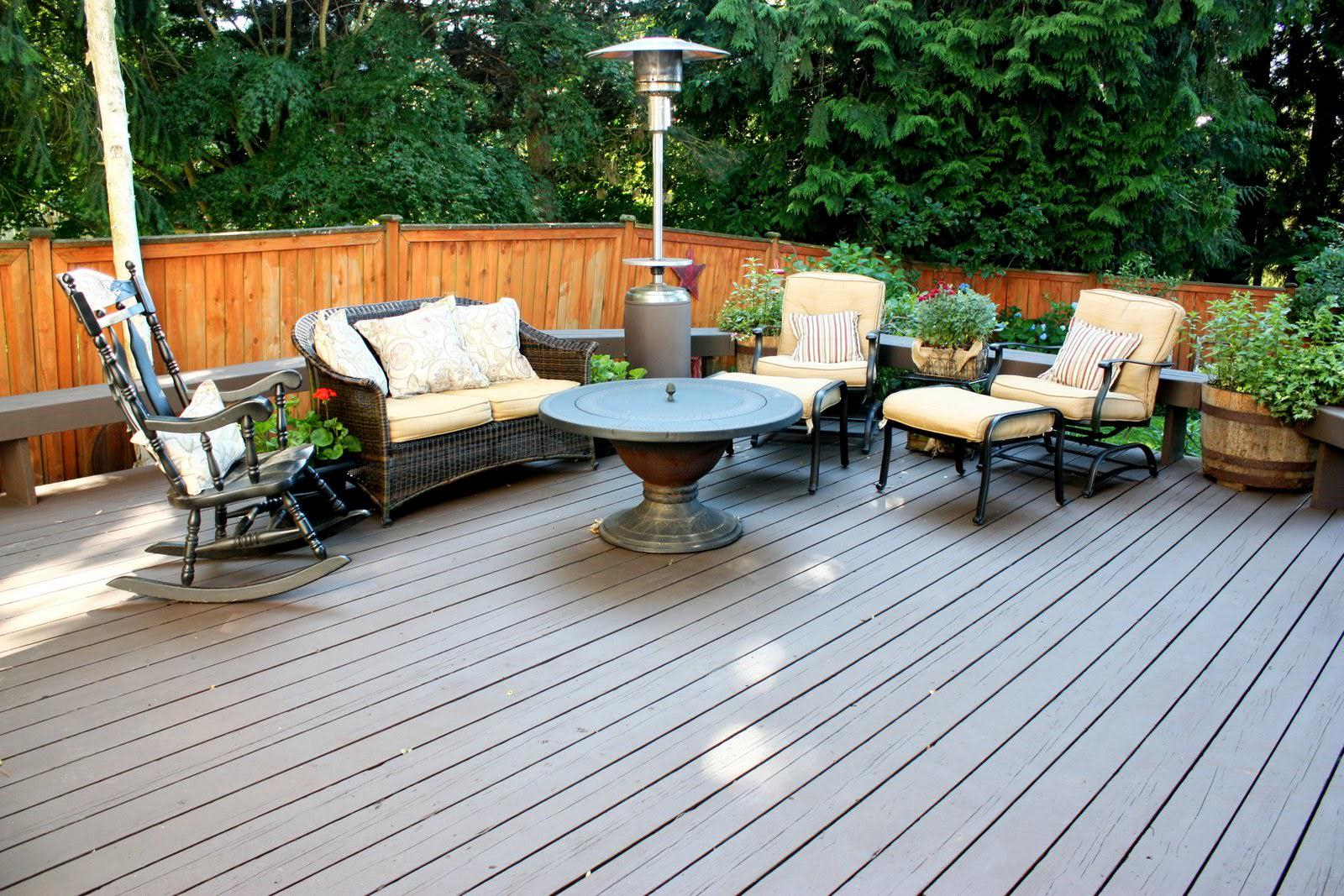 Behr Deckover On Concrete Patio Farmhouse Design And Furniture For Measurements 1600 X 1067