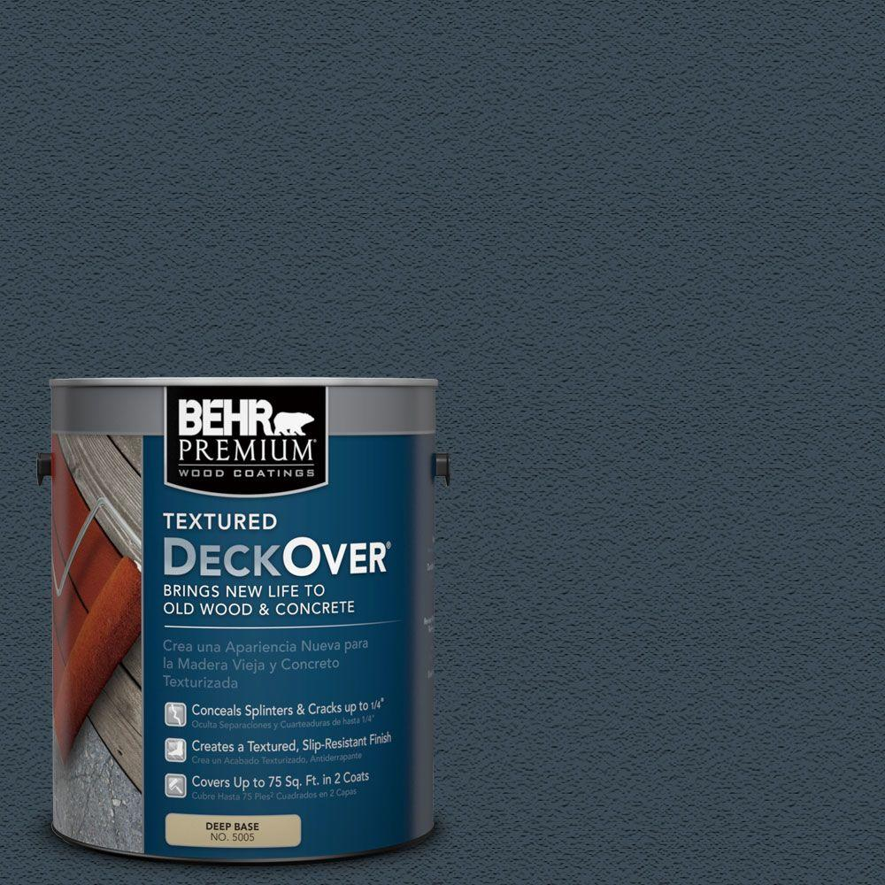 Behr Premium Deckover 1 Gal Solid Color Exterior Wood And Concrete intended for measurements 1000 X 1000