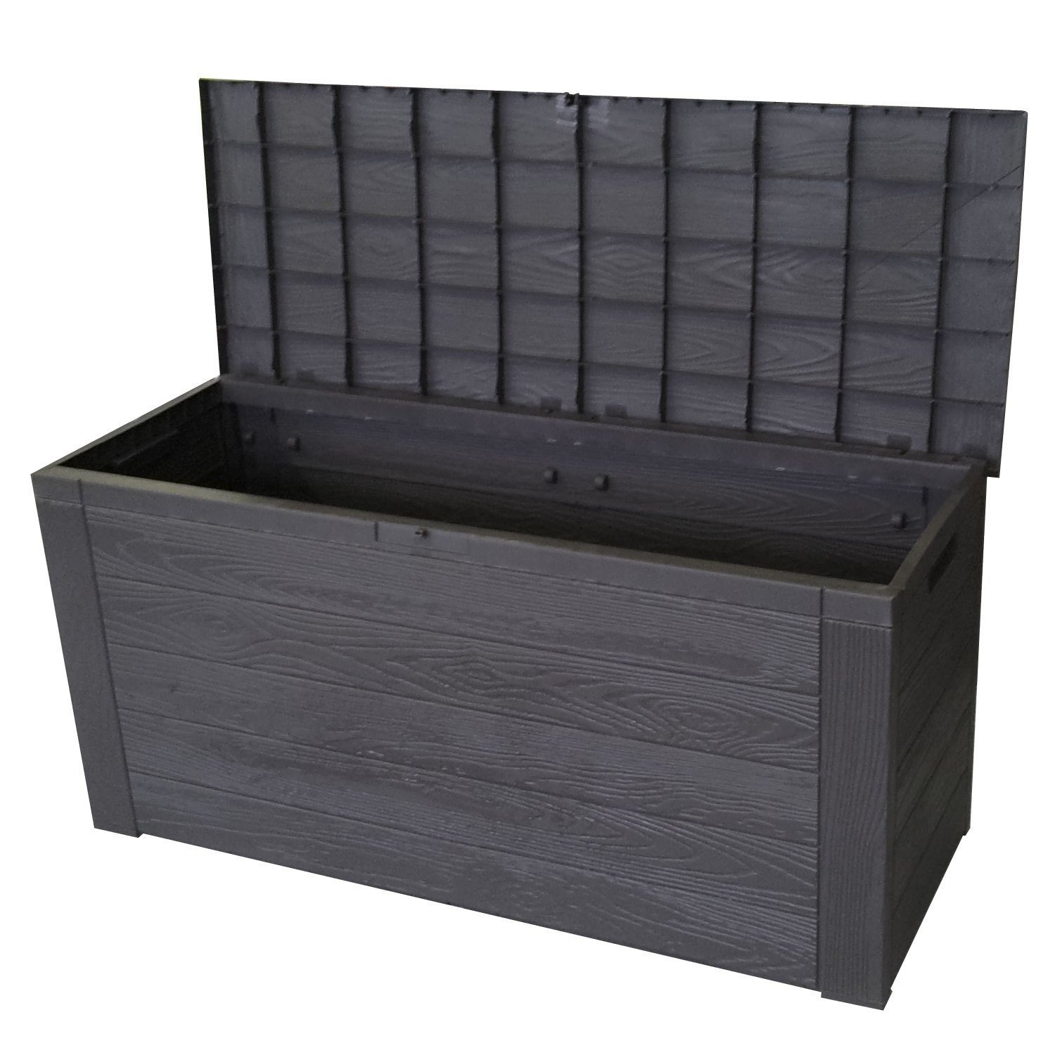 Bench Pool Storage Chest Small Outdoor Bin Wood Cabinet Garden Box For Size  1500 X 1500