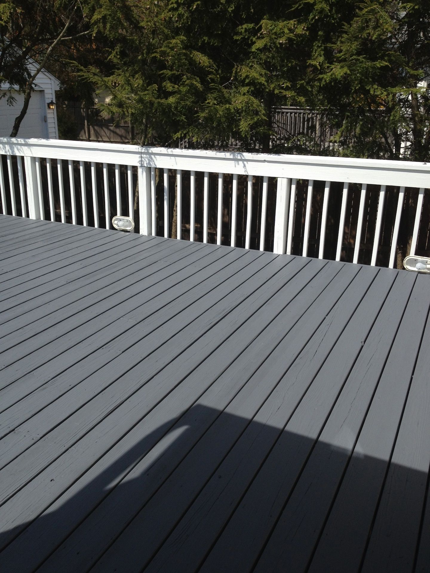 Benjamin Moores Arborcoat Ashland Slate Floor Decks Patios With Size 1440 X  1920