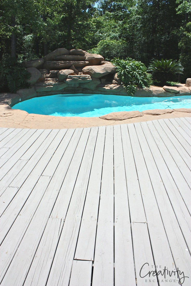 Best Paints To Use On Decks And Exterior Wood Features Within Measurements 735 X 1103