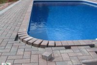Brick Pavers Over Concrete Pool Deck Decks Ideas with sizing 1024 X 768