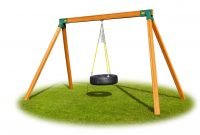 Classic Tire Wooden Swing Set Accessories Eastern Jungle Gym with sizing 1200 X 800