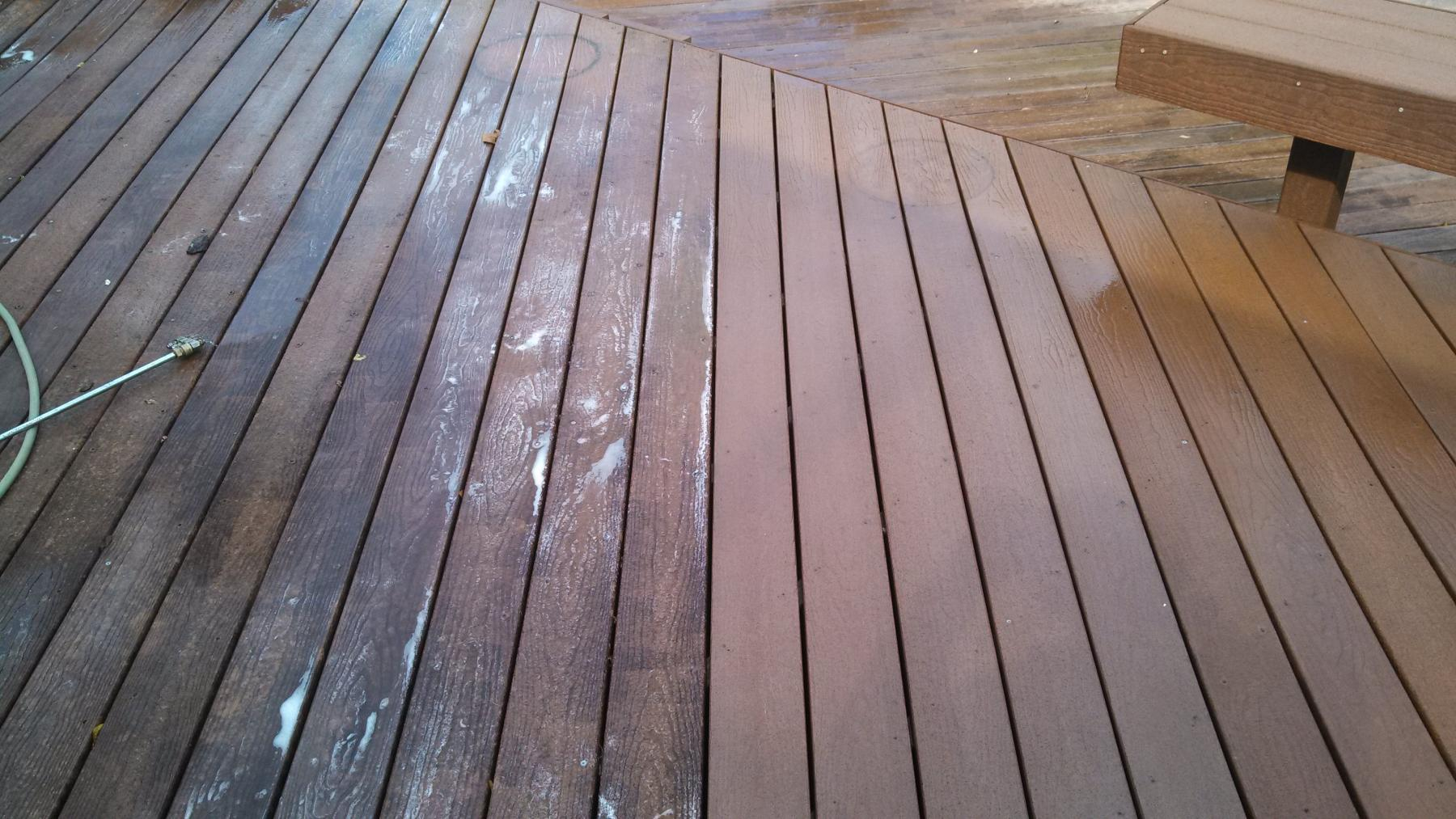 Can You Power Wash Composite Decking Tcworks Org