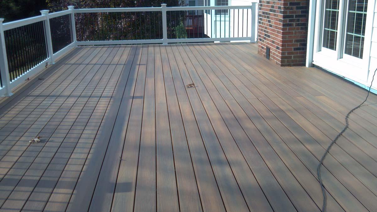 Deck flooring options craftsman 41584