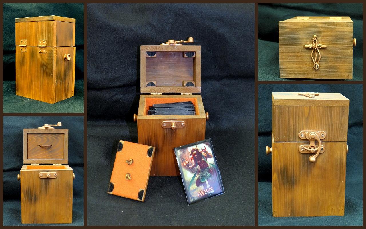 Custom Magic Deck Boxes Artwork Creativity Community Forums regarding size 1280 X 800