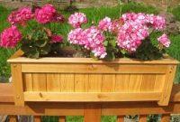 Deck Rail Planter Boxes Plans Decks Ideas throughout measurements 1024 X 768
