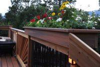 Deck Rail Window Box Brackets Decks Ideas with sizing 3956 X 2160