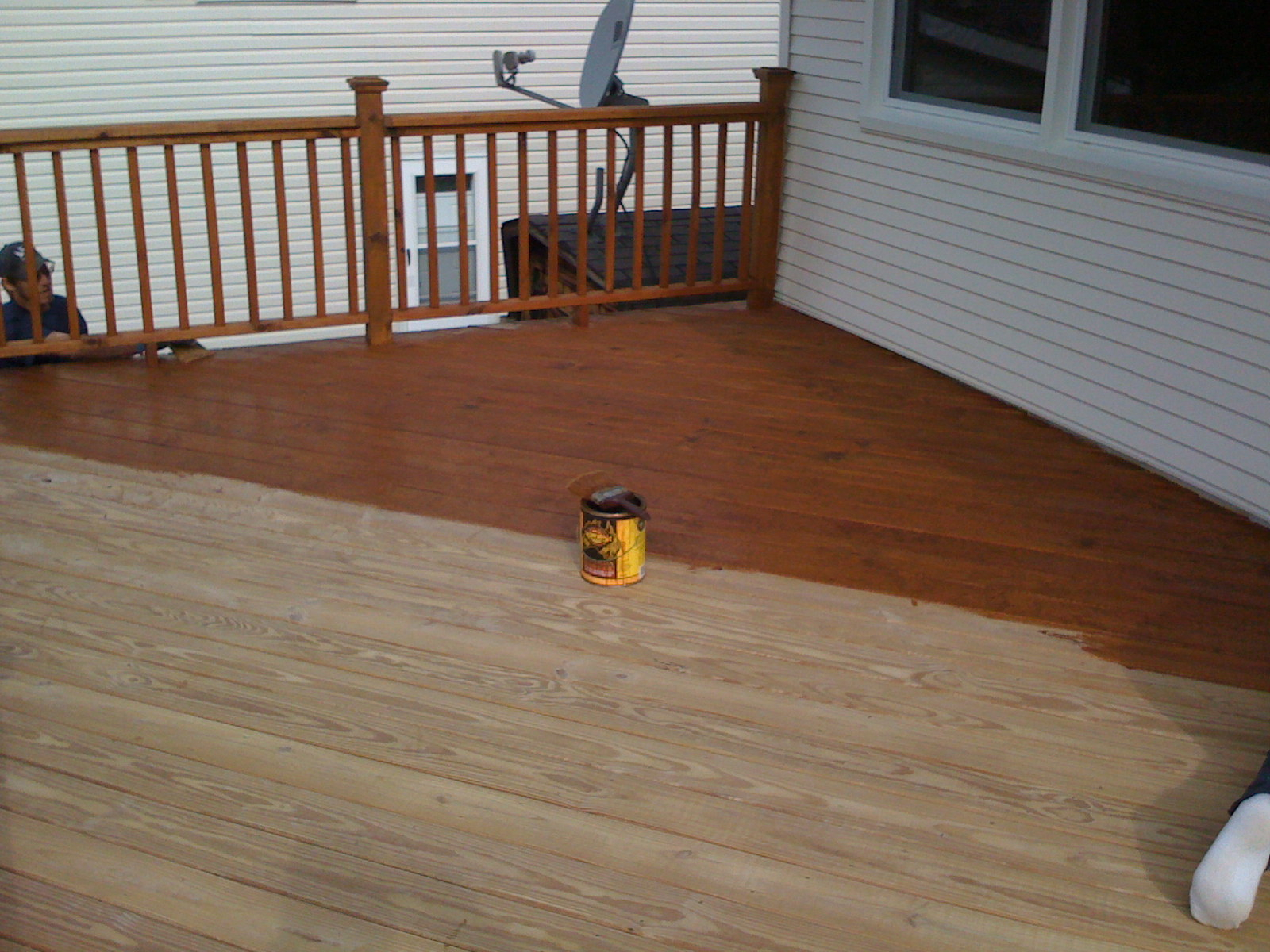 Deck Staining Definitive Pressure Washing In Measurements 1600 X 1200