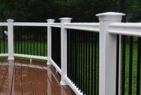 Decks Composite Deck Rails regarding sizing 2144 X 1424