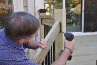 Decks Deck Stair Railings for size 2144 X 1424