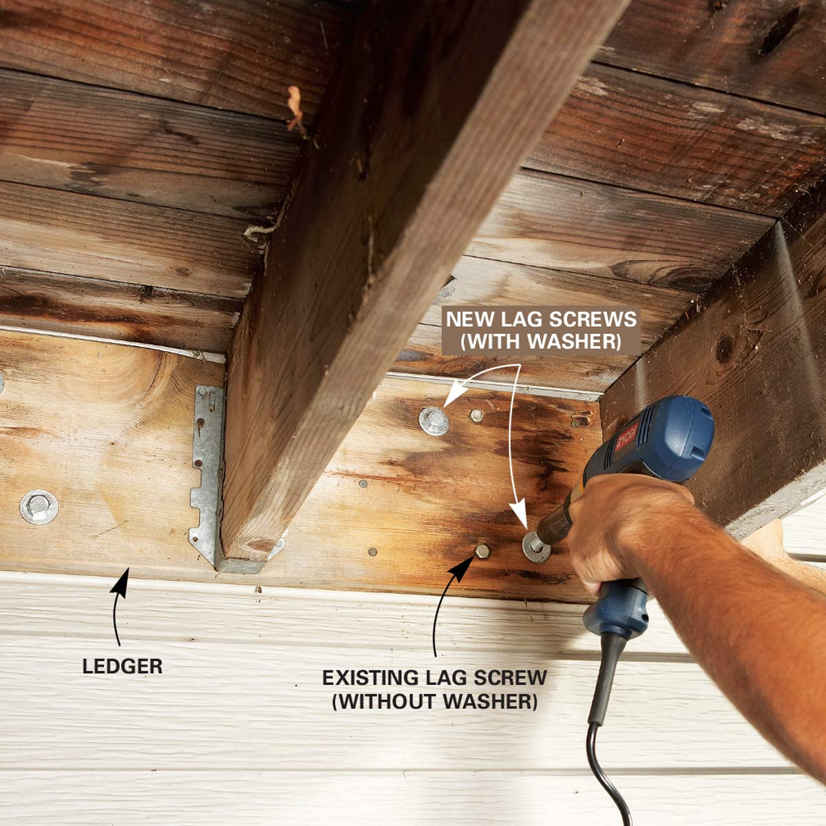 Easy Deck Inspection And Deck Repair Tips Family Handyman with size 1200 X 1200