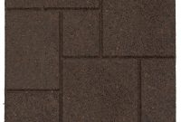 Envirotile Cobblestone Earth 18 In X 18 In Rubber Paver Mt5000637 within sizing 1000 X 1000