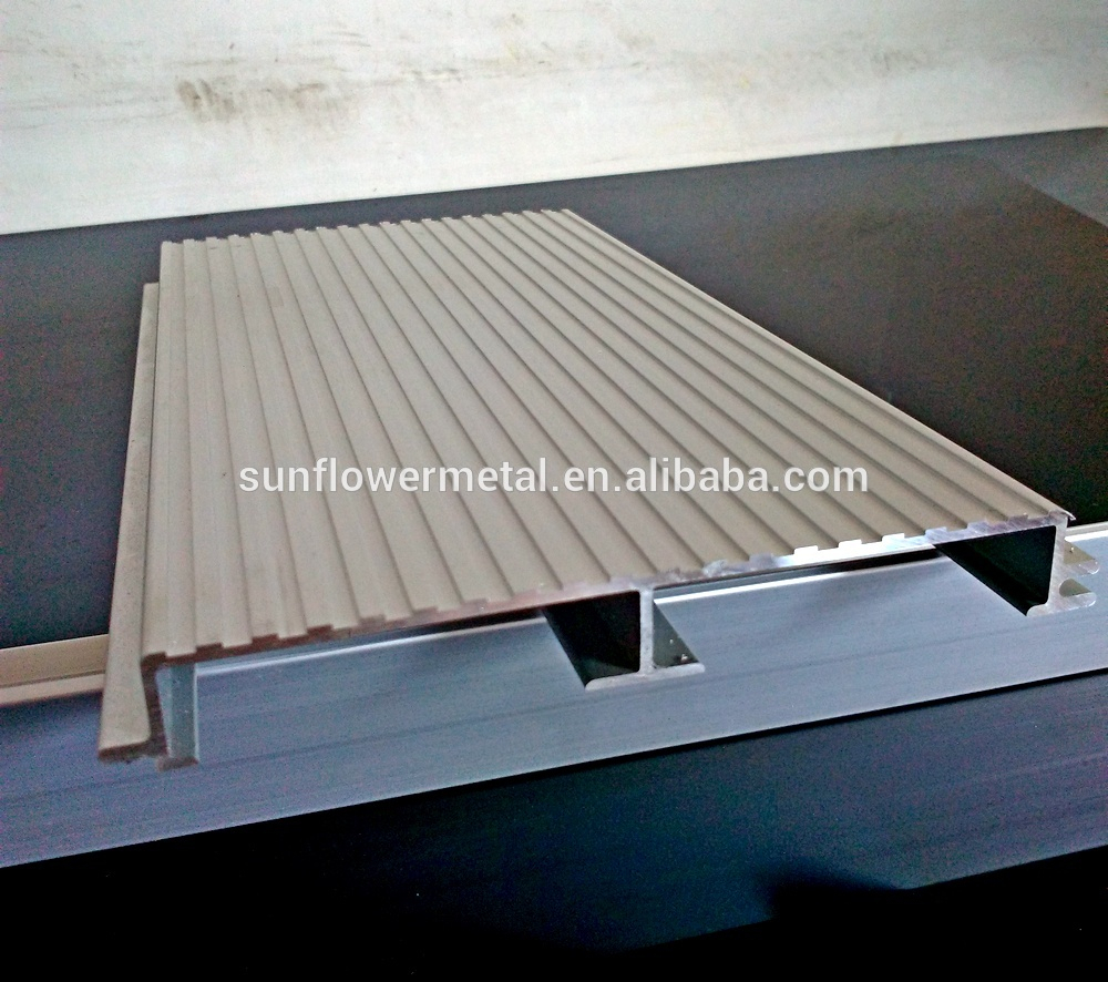 Extruded Aluminum Trailer Decking Decks Ideas inside size 1000 X 886