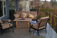 Firepit Or Chiminea On Elevated Deck Methods Decks Fencing with measurements 1138 X 1518