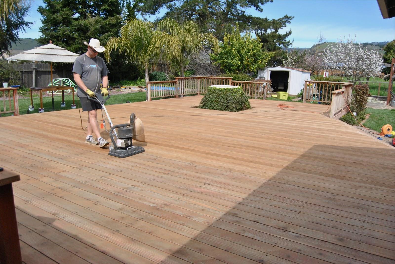 Floor Sander Deck Within Proportions 1600 X 1071