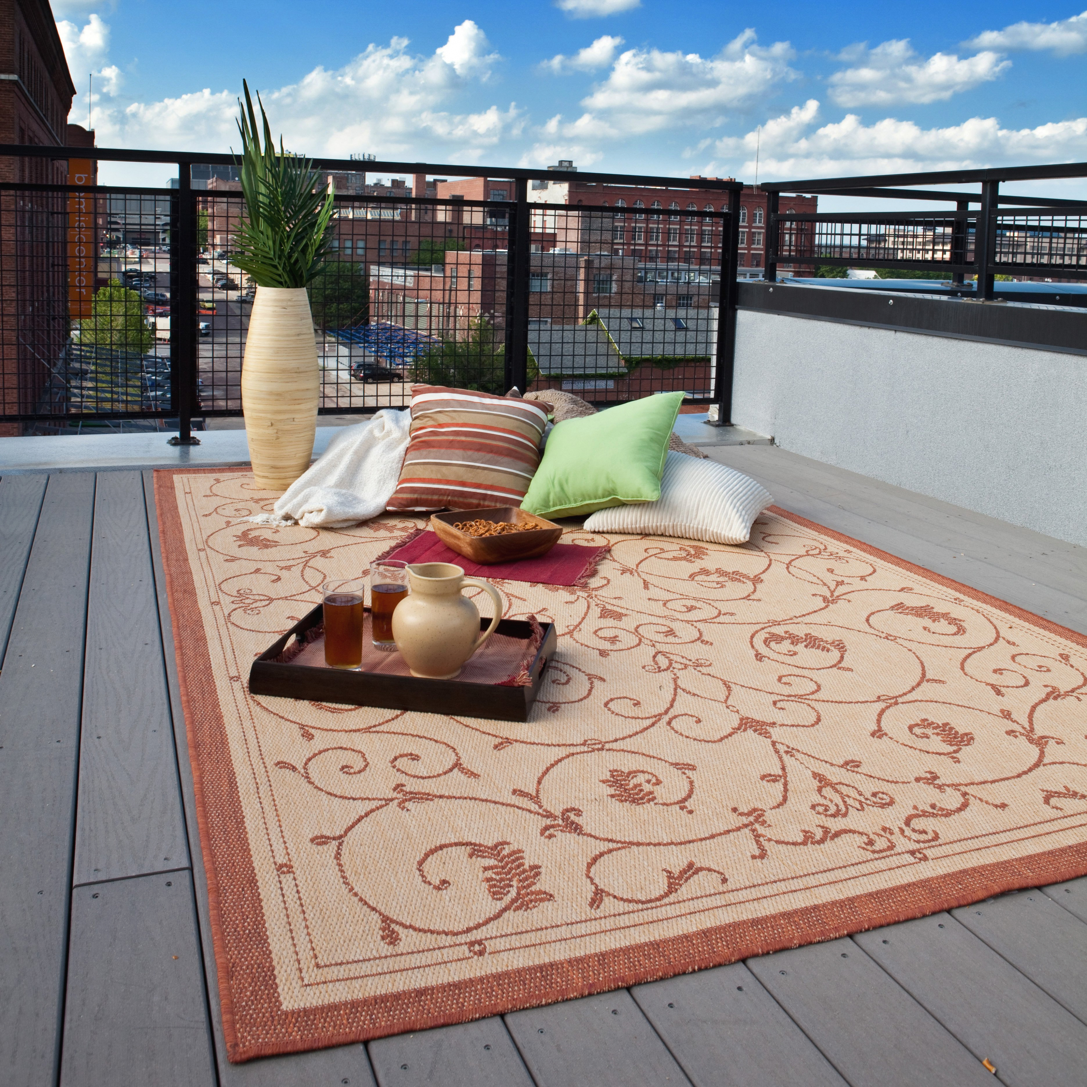 Outdoor Pool Deck Rugs Decks Ideas