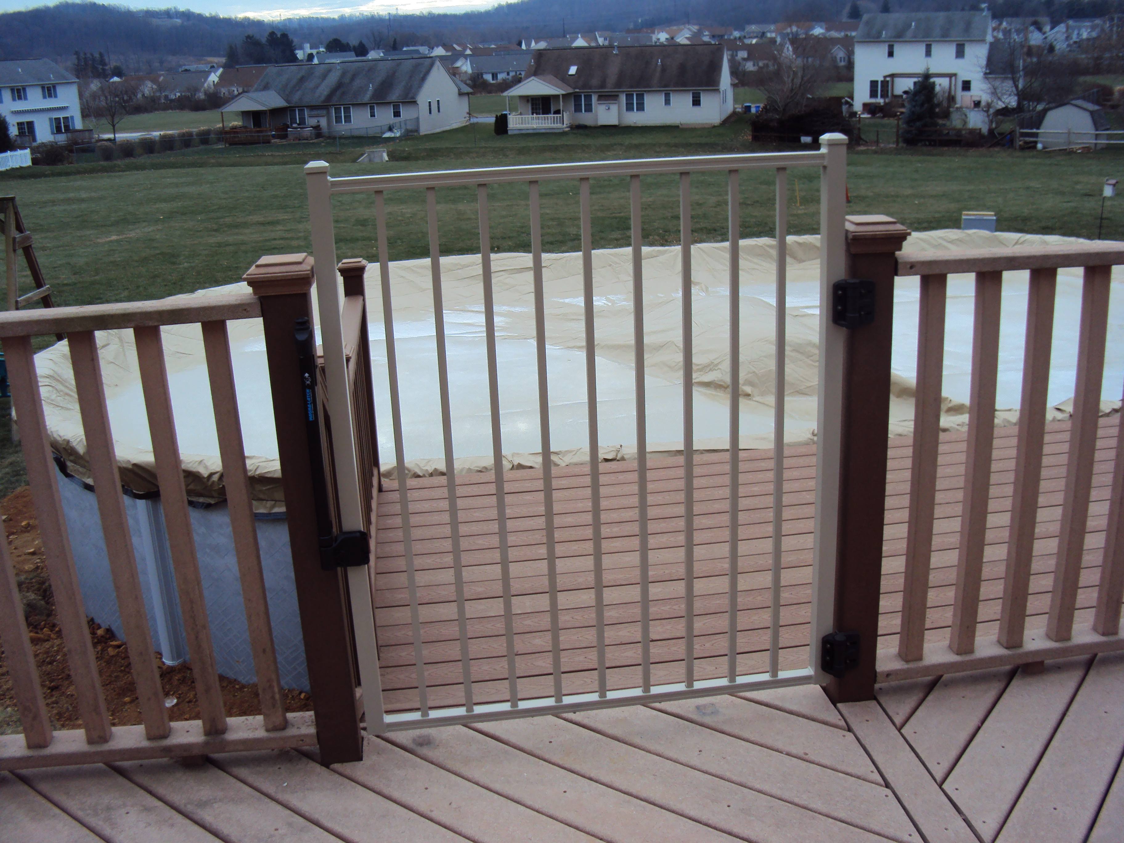 Gate Thoughts For Your New Deck Deckadvisor in size 3648 X 2736