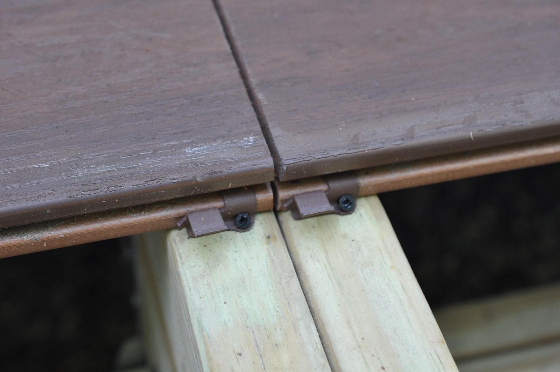 Hidden Fasteners For Cedar Decking Decks Ideas pertaining to proportions 2144 X 1424