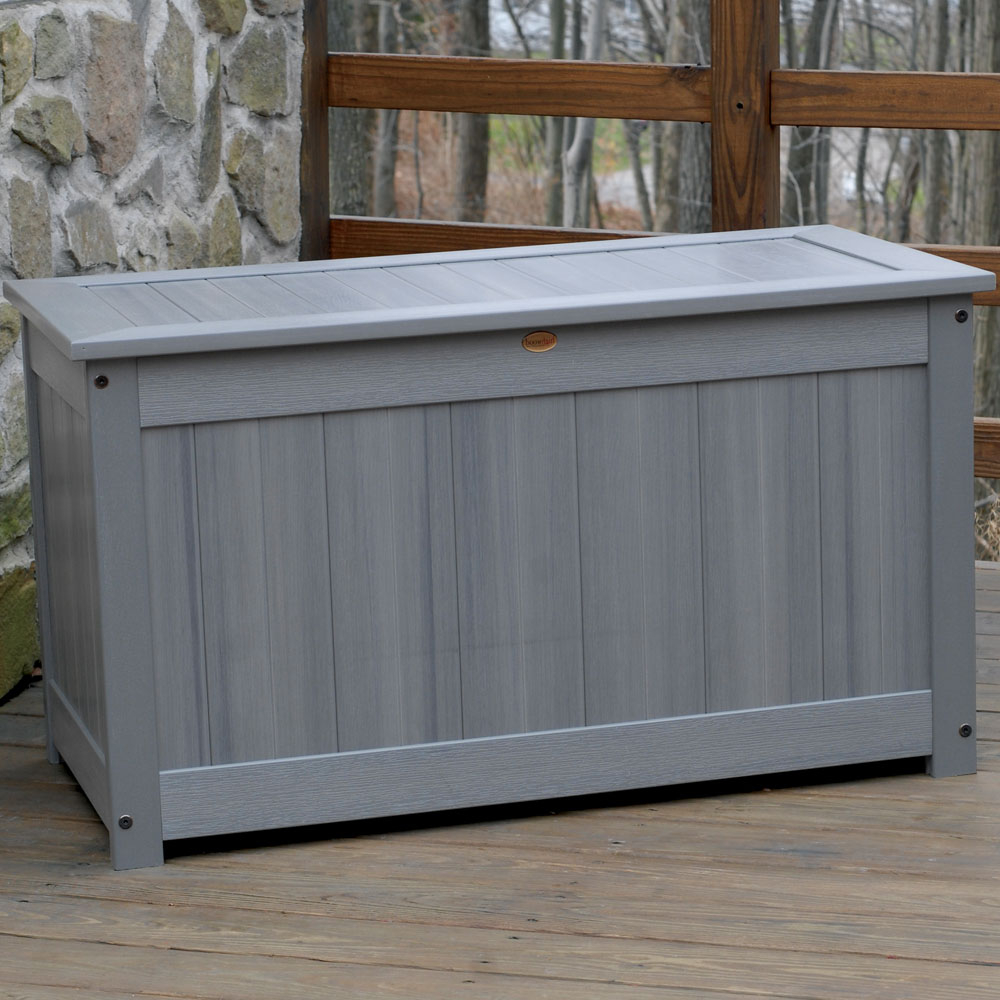 Large Deck Storage Box In Bo Throughout Proportions 1000 X