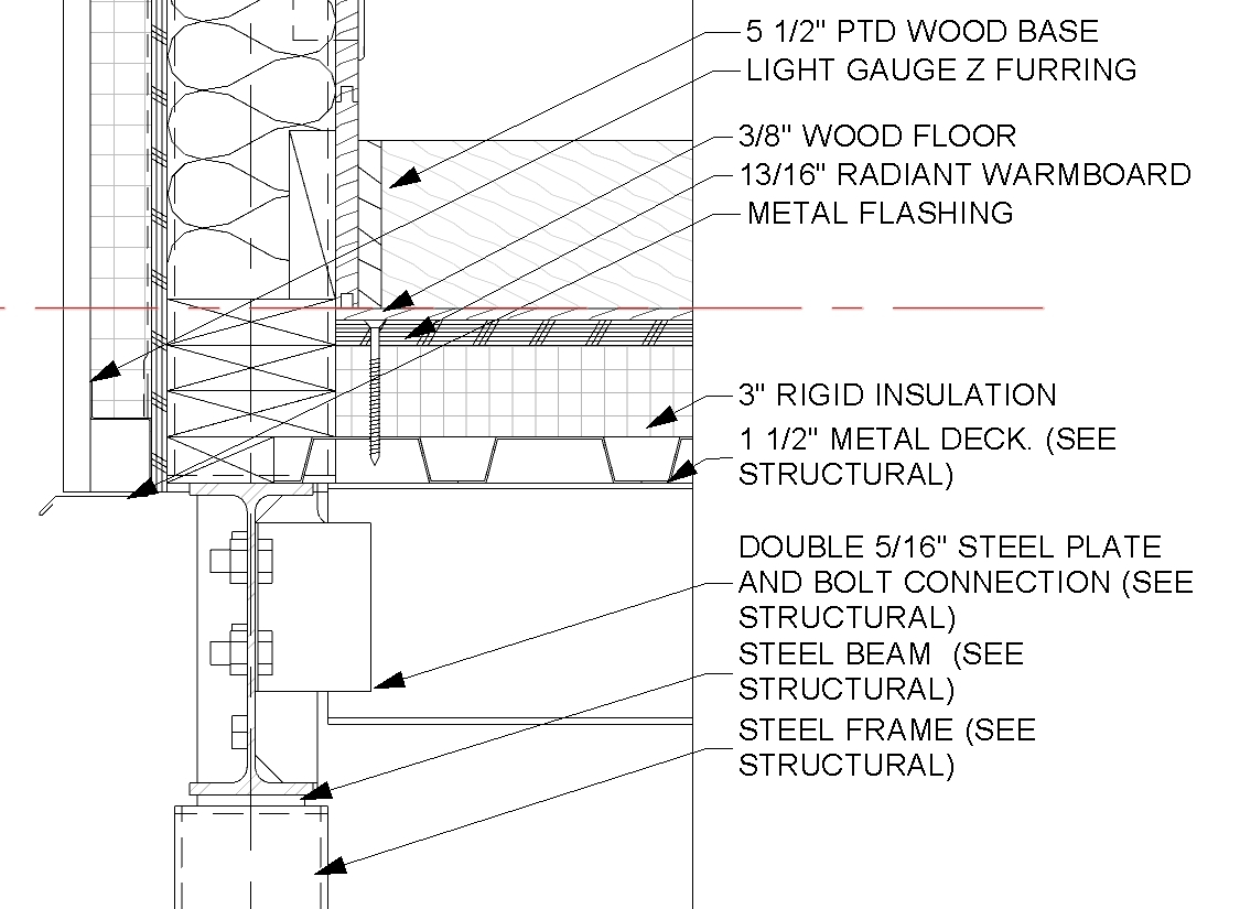 Metal Deck Framing Details Decks Ideas