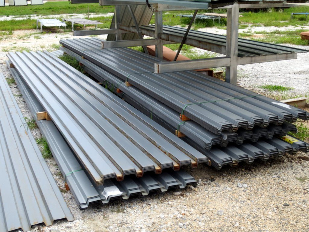 Metal Pan Decking For Concrete Decks Ideas with regard to proportions 1024 X 768