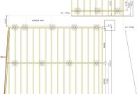 New 12x16 Deck Plans Tips For My Floating Building Construction Diy with regard to dimensions 906 X 874