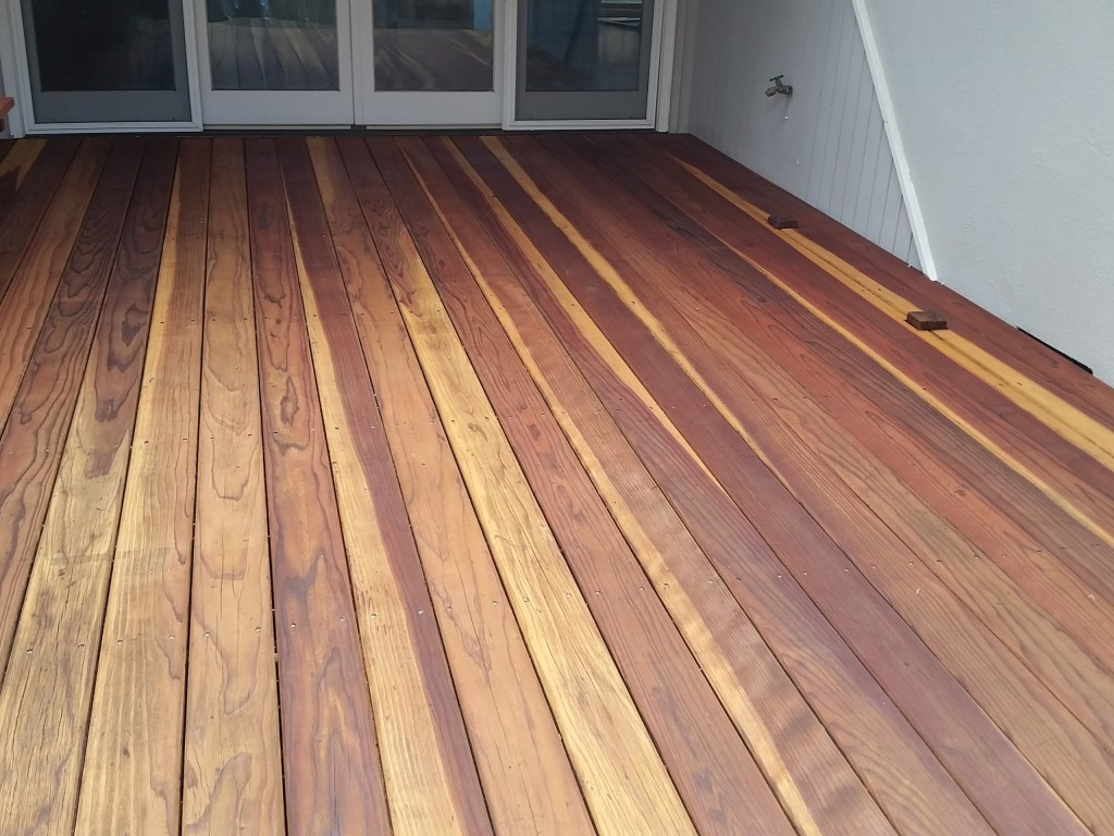 Old Redwood Deck Cal Preserving pertaining to size 1024 X 768
