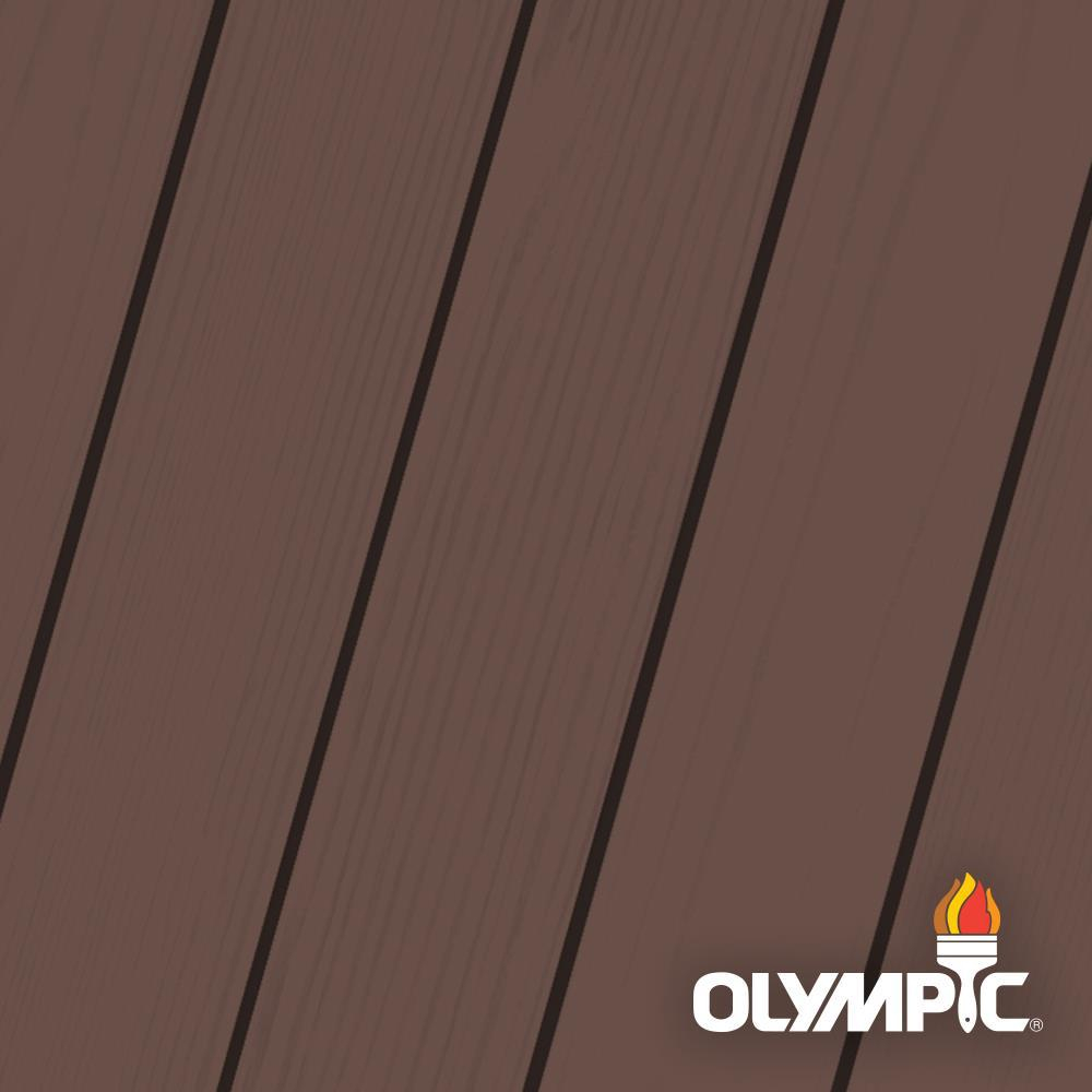 Olympic Elite 1 Gal Royal Mahogany Semi Transparent Advanced with regard to dimensions 1000 X 1000
