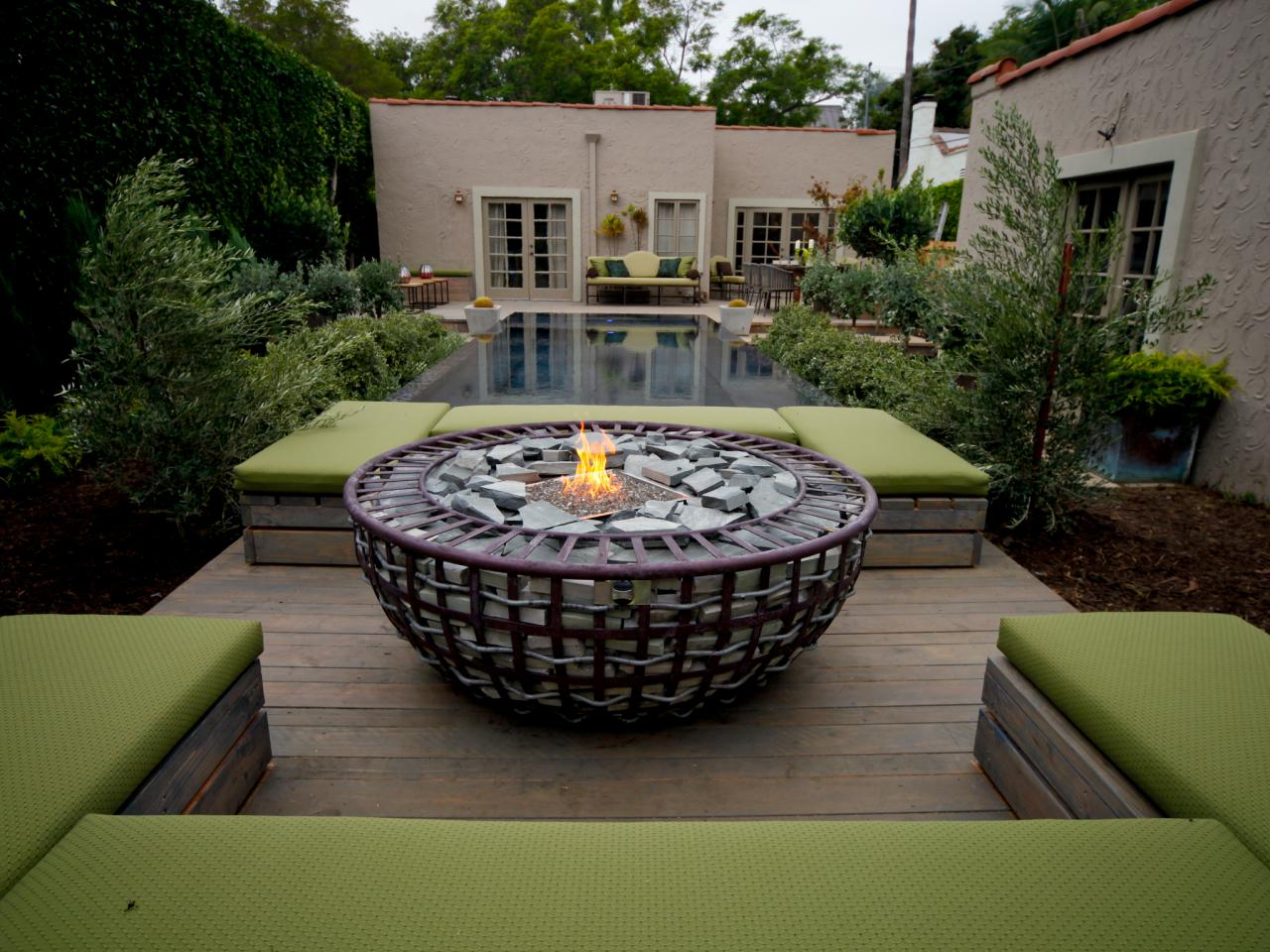 Outdoor Fire Pits And Pit Safety Landscaping Ideas Within Size 1280 X 960