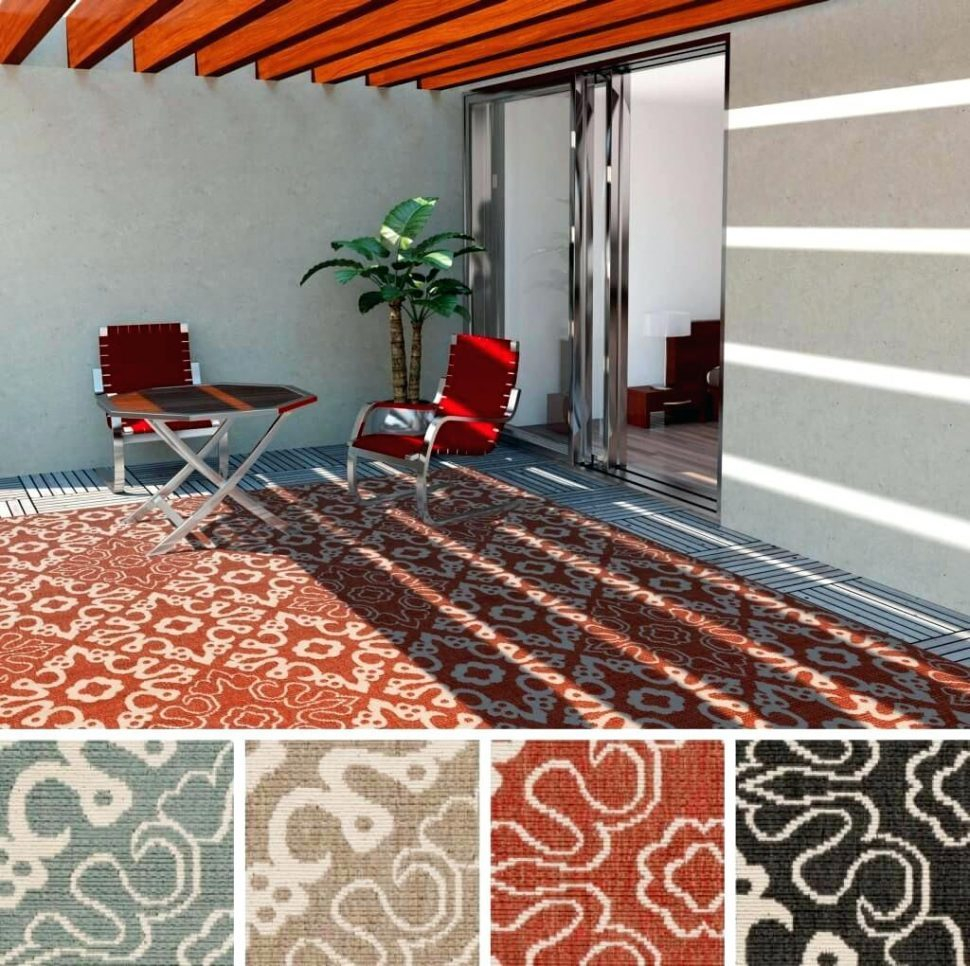 Outside Carpet Large Outdoor Mats Plastic Rugs For Decks Extra Rug With Regard To Proportions 970