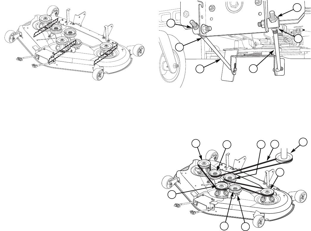 Craftsman Riding Mower Deck Belt Change Manual Guide