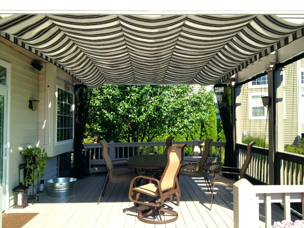Patio Ideas Deck Netting Outdoor Gazebo Curtains Mosquito Curtains  Pertaining To Size 1024 X 768