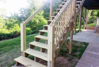 Platform Deck Under Our Deck Stairs within dimensions 1024 X 768