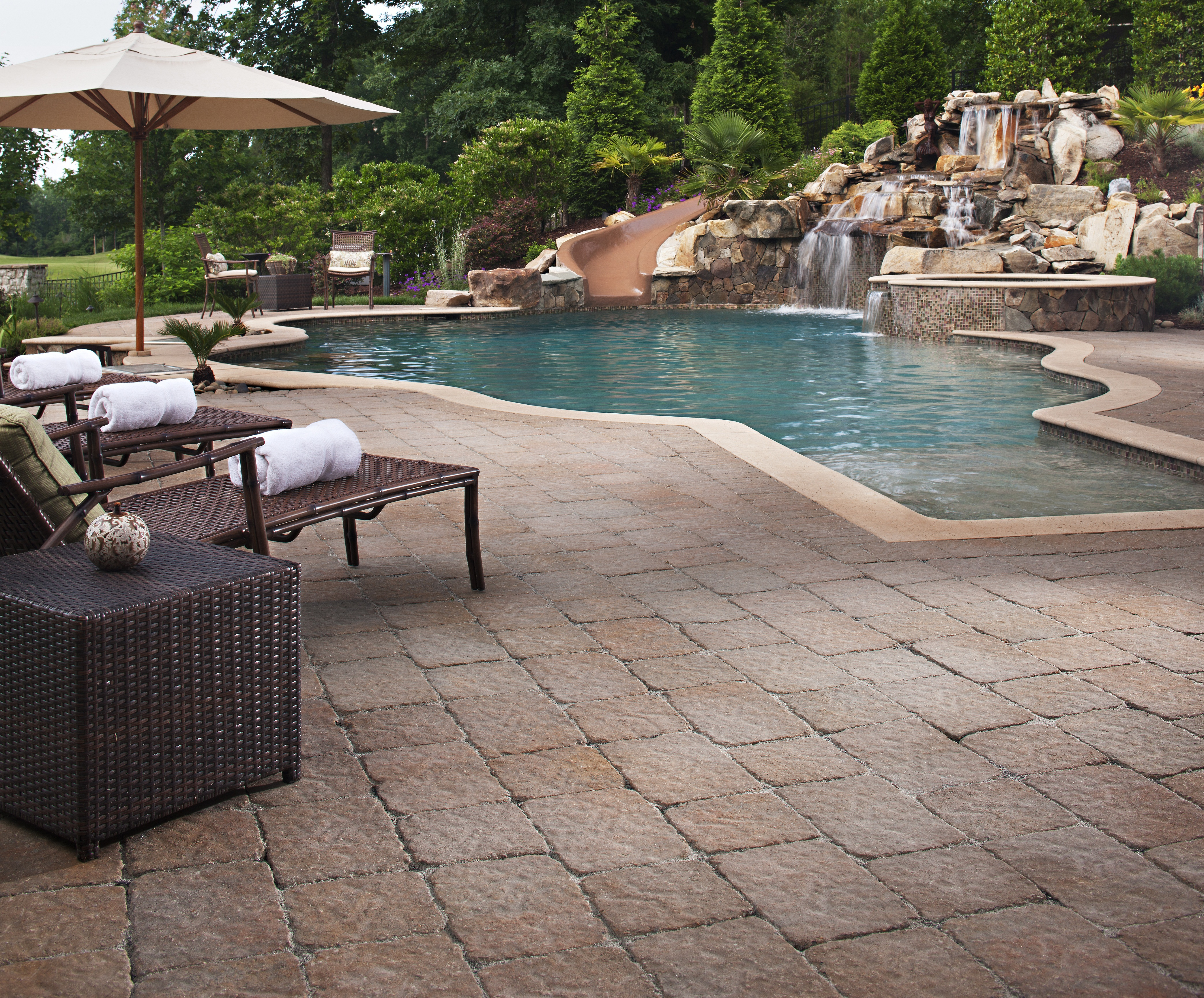 Pool Deck Materials Guide Top Decking Options Install It Direct Within Sizing 4173 X 3460
