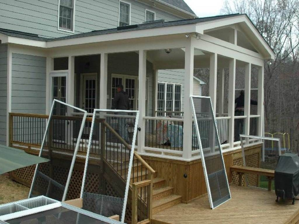 Diy screened in porch on deck decks ideas screened in porch ideasadorable screen porch plans do it yourself for size 1024 x 768 solutioingenieria Image collections