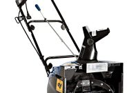 Snow Joe Ultra 18 In 135 Amp Electric Snow Blower With Light Sj621 throughout dimensions 1000 X 1000