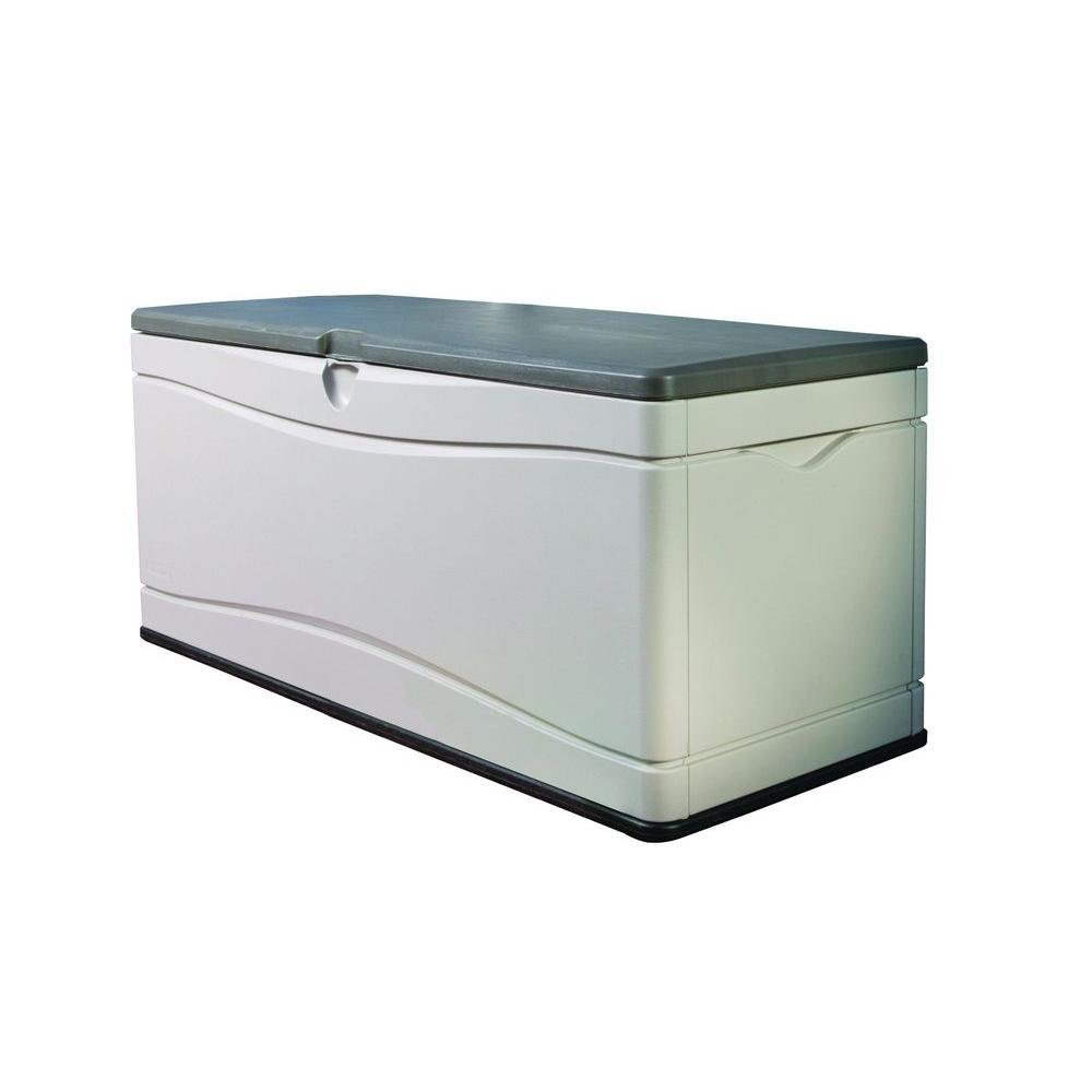 Steel Stackable Storage Bins Deck Boxes Sheds Garages Outdoor The in measurements 1000 X 1000