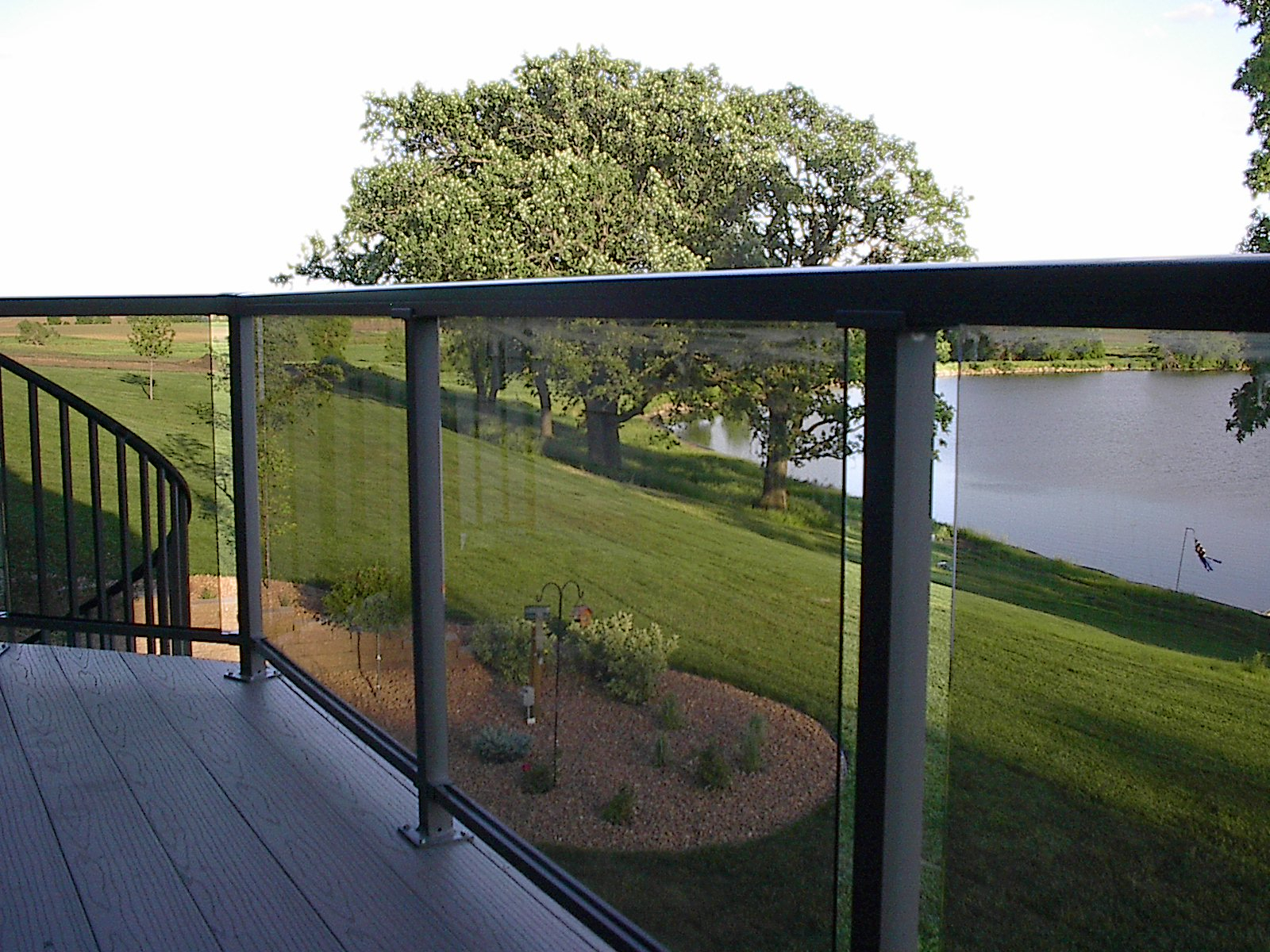 Tempered Gl Panels For Decks Ideas With Dimensions 1600 X 1200